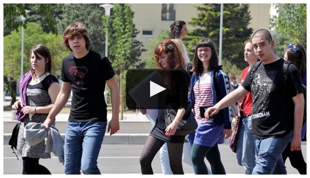 Studenti video